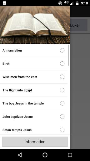 Holy Bible screenshot 5