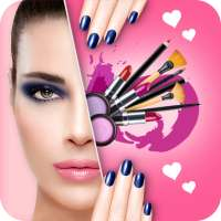 You face Makeup photo editor on 9Apps