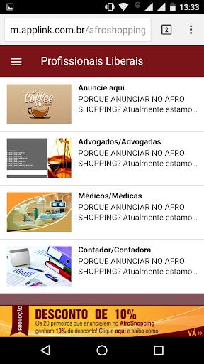 Afro Shopping 7 تصوير الشاشة