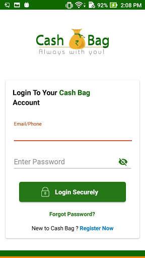 CashBag screenshot 2