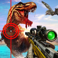 Wild Dinosaur Hunting Clash Animal Hunting Games on 9Apps