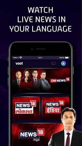 Voot Select Originals, Bigg Boss, MTV, Colors TV screenshot 6