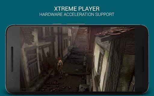 XtremePlayer HD Media Player 1 تصوير الشاشة