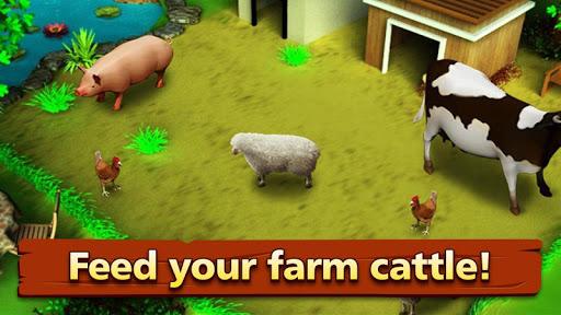 Farm Offline Games : Village Happy Farming screenshot 14