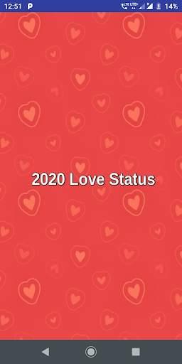 2020 Love Status screenshot 1