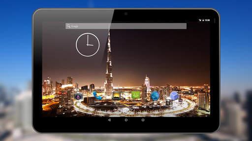 Живые обои Дубай скриншот 12