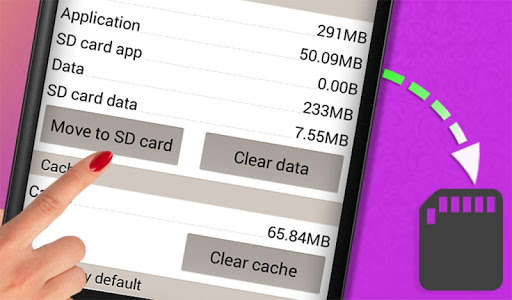 Move Apps Phone to SD card screenshot 6