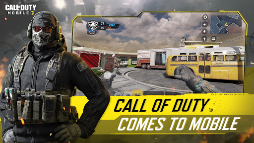 Call of Duty®: Mobile स्क्रीनशॉट 1