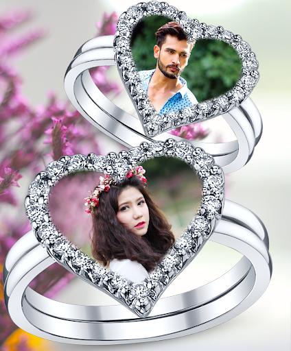 Lovely Ring Photo Frames screenshot 5