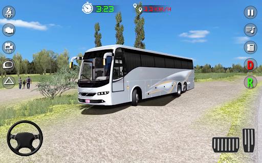 Real Bus Parking: Driving Games 2020 screenshot 2