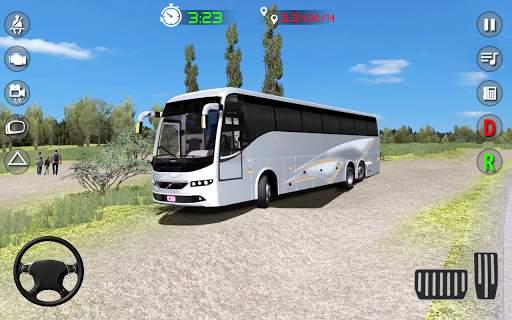 Real Bus Parking: Parking Games 2020 screenshot 2