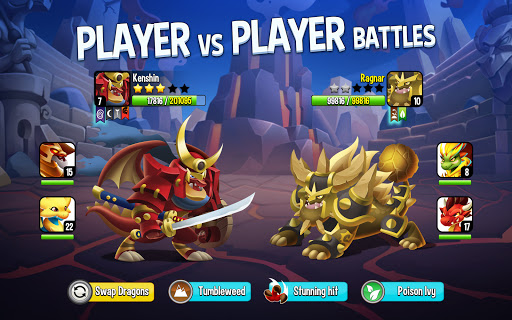 Dragon City Mobile screenshot 13