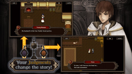 RPG Monochrome Order screenshot 2
