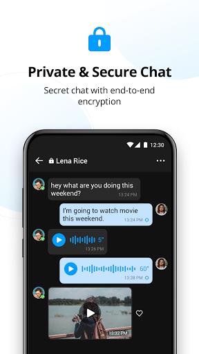 imo chat e chamadas de vídeo screenshot 6