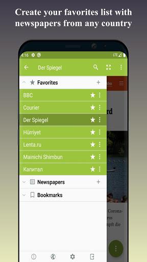 World Newspapers – Local News & International News screenshot 2