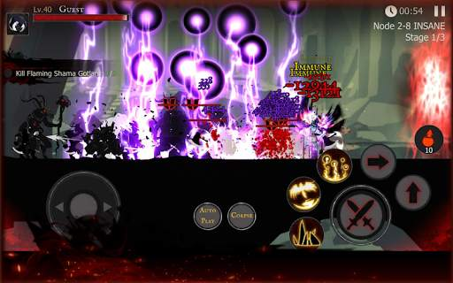 Shadow of Death: Darkness RPG - Fight Now screenshot 9