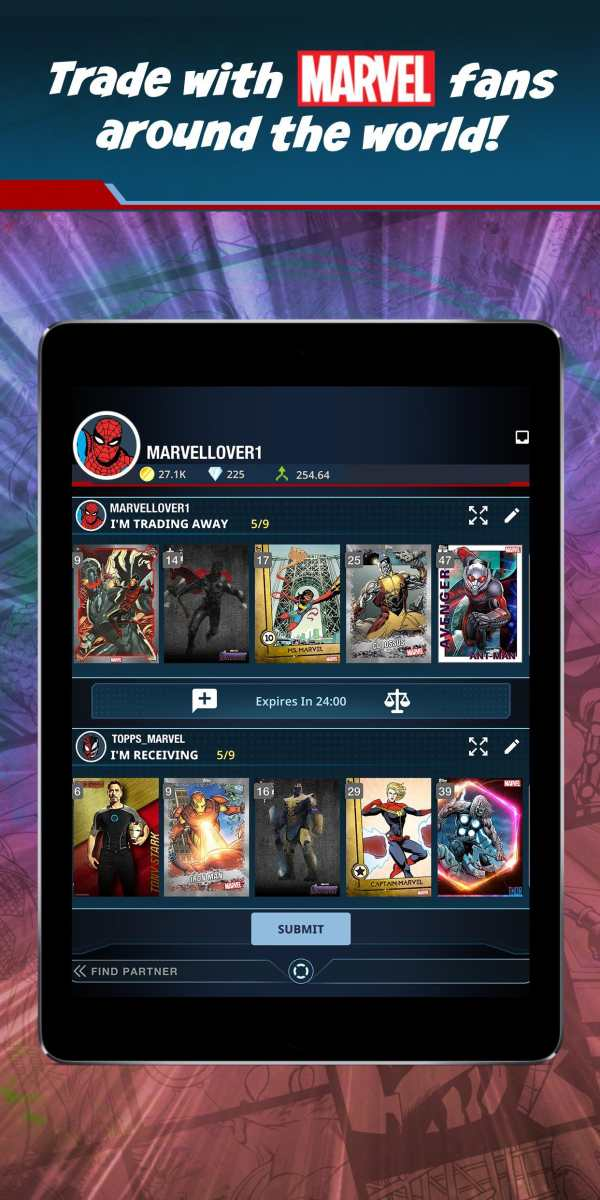 Marvel Collect! by Topps Card Trader screenshot 10