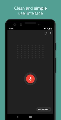 Smart Recorder – High-quality voice recorder screenshot 2
