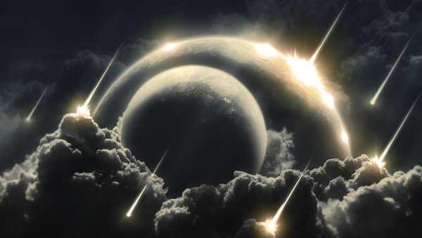 Meteor Live Wallpaper screenshot 7
