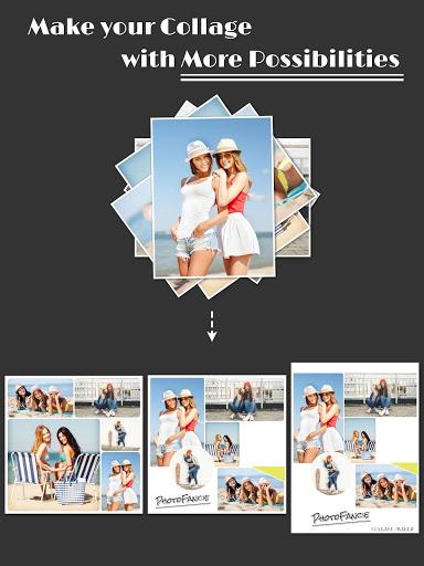 Collage Maker (Layout Grid) - PhotoFancie screenshot 7