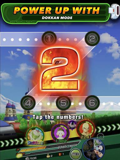 DRAGON BALL Z DOKKAN BATTLE screenshot 7
