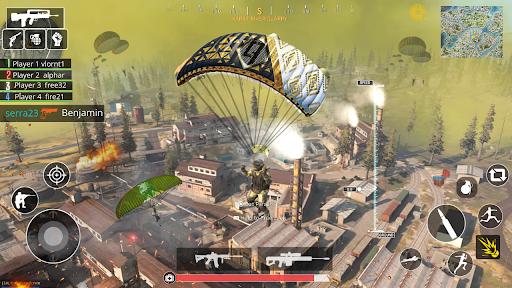 Squad Survival Game FreeFire Battleground Shooter screenshot 3