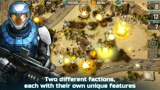 Art of War 3: PvP RTS modern warfare strategy game screenshot 7