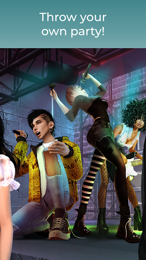 IMVU: chat, friendship, romance in a virtual world screenshot 3