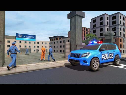 US Police ATV Quad Bike Hummer: Police Chase Games screenshot 15