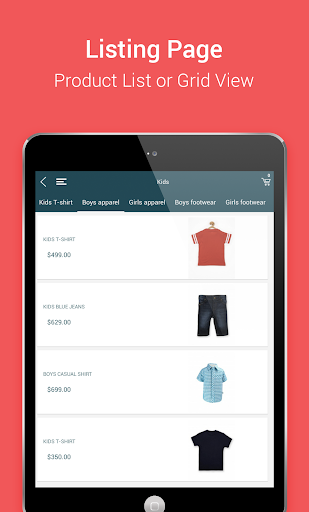 Niftyapp - Magento Mobile App screenshot 12