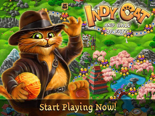 Indy Cat for VK screenshot 11