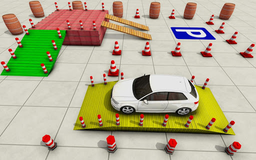 Modern Car Parking Free Games 3D – New Car Games скриншот 4