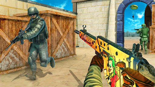 FPS Commando Secret Mission - Free Shooting Games screenshot 6