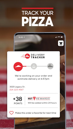Pizza Hut - Food Delivery & Takeout 4 تصوير الشاشة