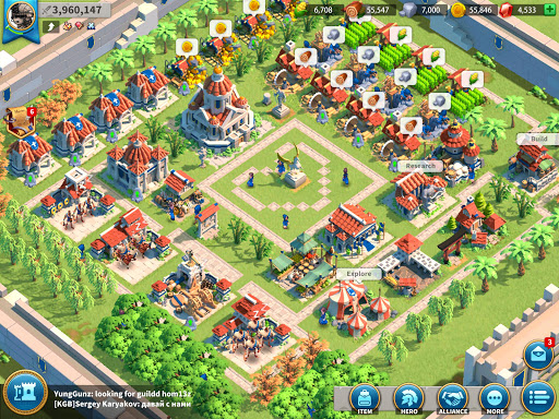Rise of Kingdoms: Lost Crusade 16 تصوير الشاشة