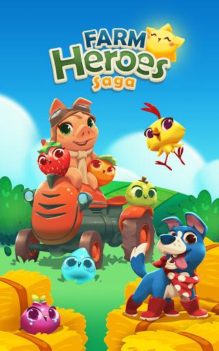 Farm Heroes Saga screenshot 13
