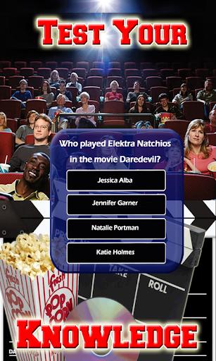 Action Movies Trivia - Hollywood Film Stars Quiz 4 تصوير الشاشة