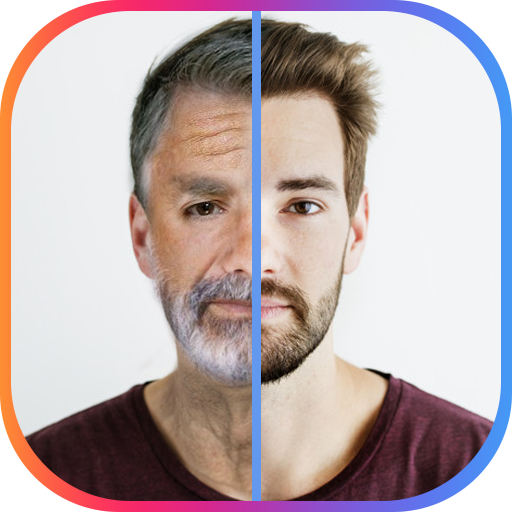 Old Age Face effects App: Face Changer Gender Swap icon