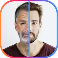 Old Age Face effects App: Face Changer Gender Swap on 9Apps