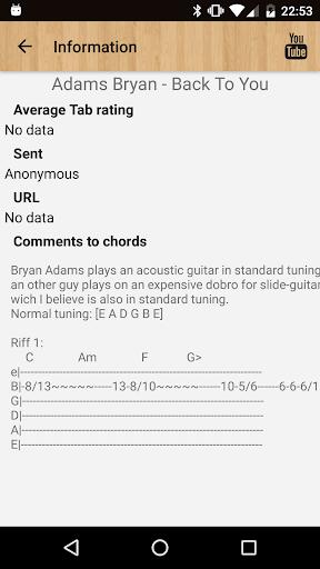 Guitar Songs screenshot 5