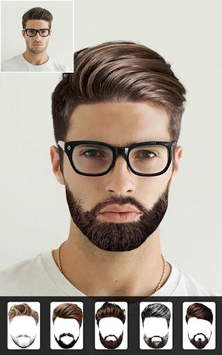 Beard Man - لحية محرر الصور, تعديل الصور 10 تصوير الشاشة