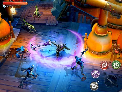 Dungeon Hunter 5 – Action RPG screenshot 14