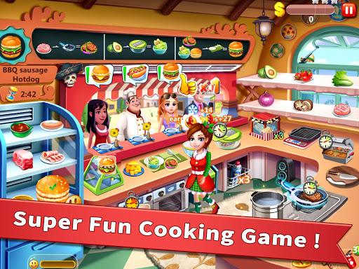 Rising Super Chef - Craze Restaurant Cooking Games 13 تصوير الشاشة