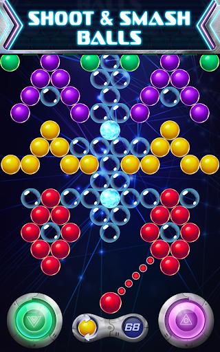 Bubble Heroes Galaxy screenshot 2
