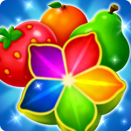 Fruits Mania : Fairy rescue أيقونة