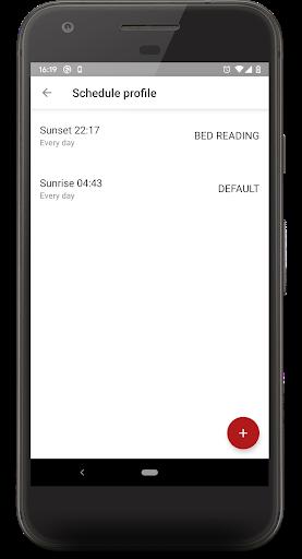 Twilight 🌅 Blue light filter for better sleep 8 تصوير الشاشة