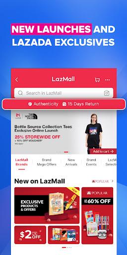 Lazada Singapore - Online Shopping App screenshot 5