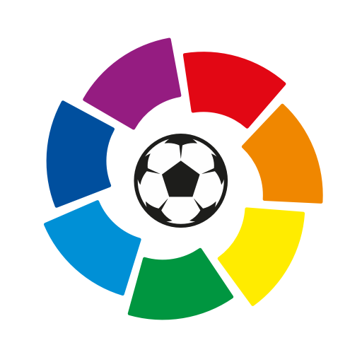 La Liga Official App - Live Soccer Scores & Stats आइकन