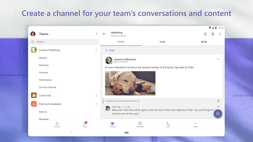 Microsoft Teams screenshot 14