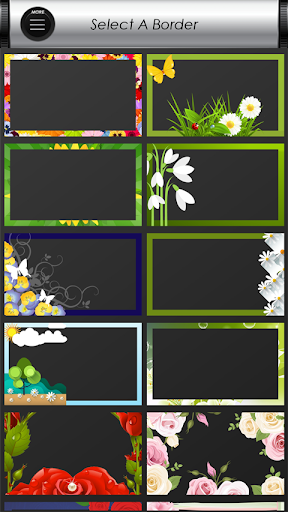 Flowers Photo: Frames, Editor, Stickers & Collage screenshot 5